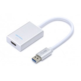 Мультимедиа конвертер Vention USB 3.0 > HDMI