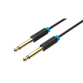 Кабель Vention аудио Jack 6,35 mm M/Jack 6,35 mm M