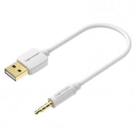 Кабель Vention для iPod USB M/Jack 3,5 mm M