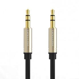 Кабель Vention аудио Jack 3,5 mm M/Jack 3,5 mm M