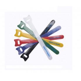 Кабельные хомуты Vention 6 штук разноцветные 15 см.
