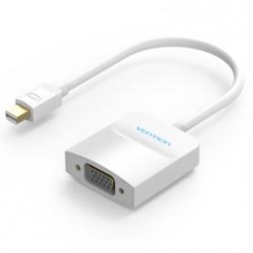 Адаптер-переходник Vention mini DisplayPort 20M > VGA 15F