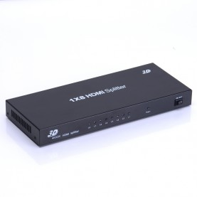 Разветвитель - сплиттер Vention HDMI 19F/8x19F на 8 мониторов