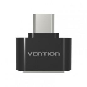 Адаптер переходник Vention OTG USB 2.0 AF/micro B 5pin