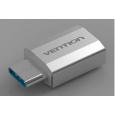 Адаптер-переходник Vention USB Type C M/micro B 5pin F
