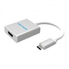 Мультимедиа конвертер Vention USB Type C M > HDMI F