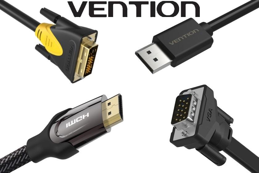 HDMI против DisplayPort или DVI против VGA.